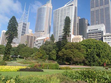 Sydney, Australia, Cities, Sydney Botanic Garden