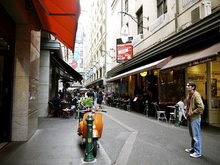 Melbourne, Australia, City, Victoria