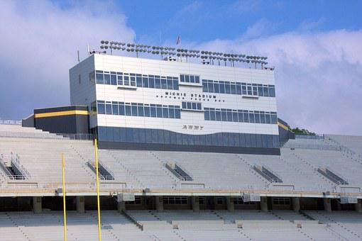 Football, Stadium, Sports, American Football, College