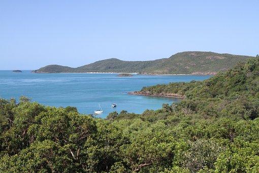 Island Empire, Ocean, Water, Sea, Great Barrier Reef