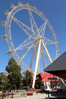 Melbourne Star, Ferry Wheel, Ferries Wheel