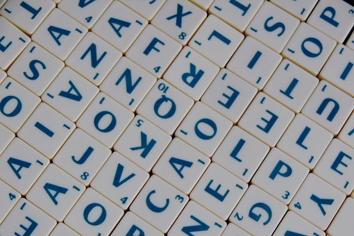 Scrabble, Word, Letter, Letters, Help, People, Fun
