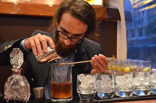 Whiskey, Seminar, Bartender, Barmen, Alcohol, Tasting