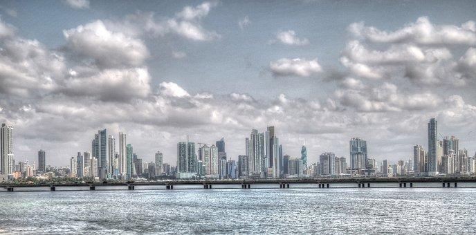 Panama, Skyline, City