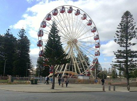 Ferris Wheel, Fremantle, Western Australia, Big Wheel