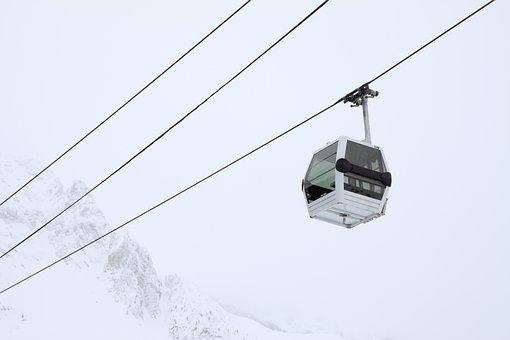 Aerial, Air, Alpine, Cabin, Cable, Car, Gondola