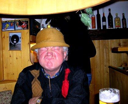 Clown, Comedian, New Zealand, Funny, Beer, Halloween