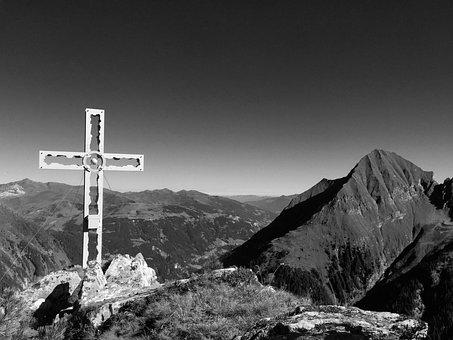 Gaulkopf, Zillertal, Ginzling, Mountains, Alpine