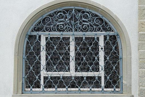 Window, Grid, Window Grilles, Protective Grille