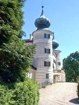Artstetten Pöbring, Castle, Palace, Building, Historic