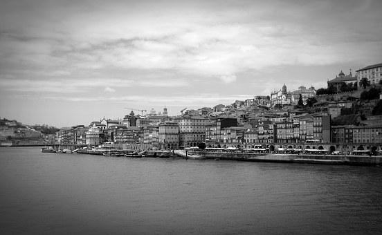 Porto, Portugal, Port, Port Wine, Historic Center