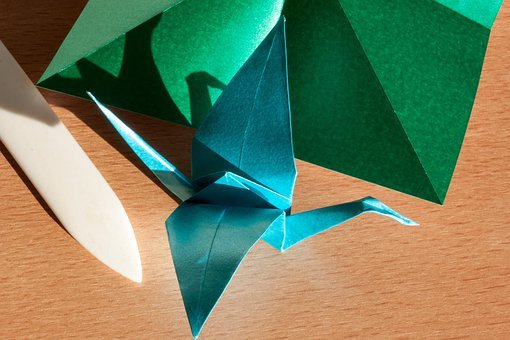 Origami, Art Of Paper Folding, Fold, 3 Dimensional