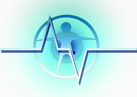 Rhythm, Curve, Patient, Holistic, Ecg, Cross, Pulse