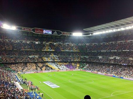 Football Stadium, Stadium, Football, Real Madrid