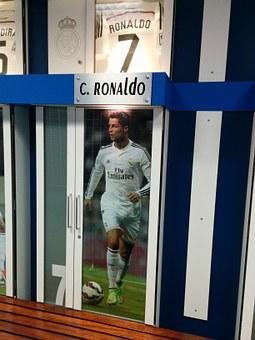 Costumes, Football, Real Madrid, Ronaldo, Footballer