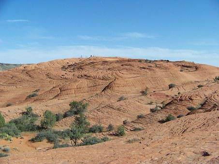 St George, Utah, Snow Canyon, Landscape, Rock, Redrock