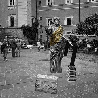 Street Photography, Salzburg, Human, Magic, Person