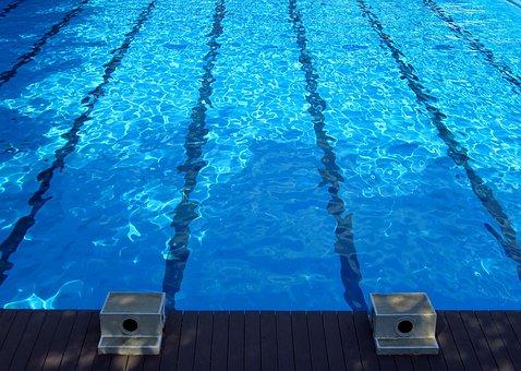 Swimming Pool, Wather, Summer, Swim, Pool, Sport