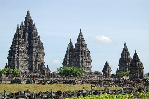 Temple, Candi Prambanan, Candi Rara Jonggrang