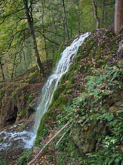 Waterfall, Water, Goods Steiner Waterfalls
