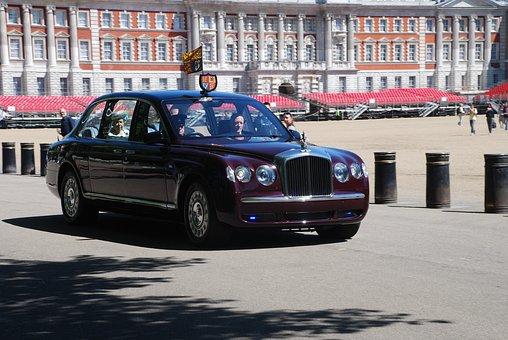 Queen Elizabeth Ii, London, Great Britain