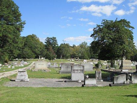 Cemetery, Nature, Grave, Graveyard, Landscape, Death