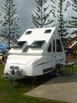 Caravan, Camping, Holidays, Camper, Trailer, Mobile