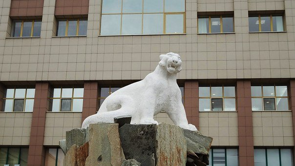 Russia, Tatarstan, Kazan, Architecture, Monument
