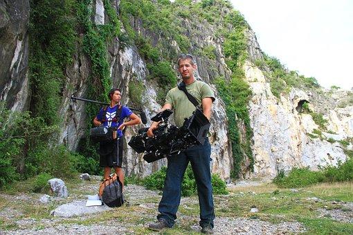 Digital Cinema, Movie Production, Camera Department