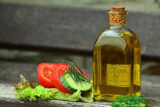 Oil, Olive Oil, Bottle, Mediterranean, Glass Bottles