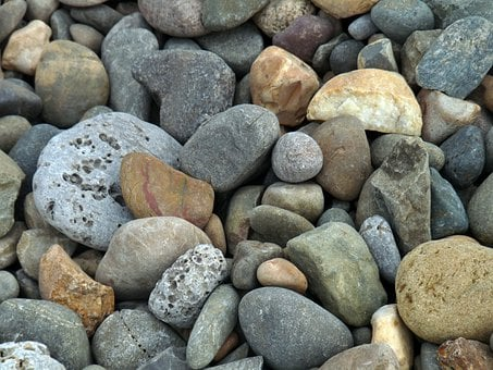 Rocks, Stones, Boulders, Pebbles, Tranquil, Relax