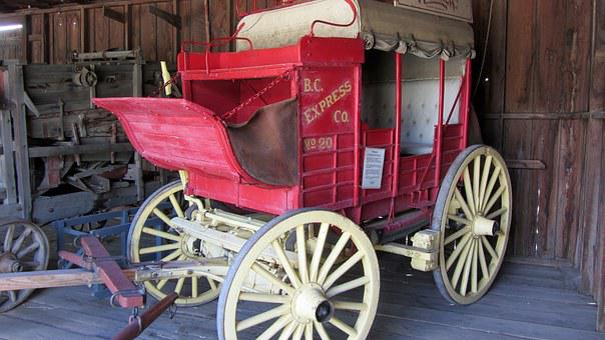 Coach, Transport, Old, Oldtimer, Vintage, Stagecoach