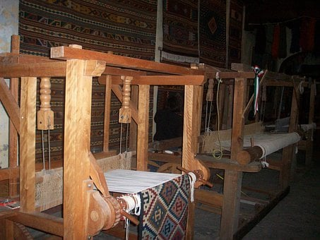 Mexico, Oaxaca, Art, Crafts, Machine, Sewing Machine