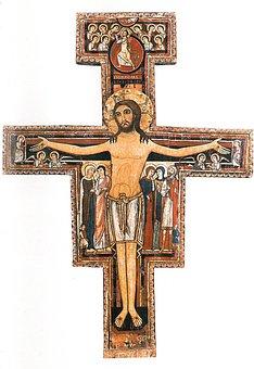 San Damiano, Saint Francis, Assisi