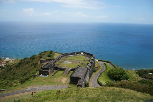 Brimstone Hill Fortres, British Fort