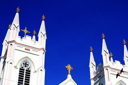 San Francisco, California, Church, St Francis Of Assisi