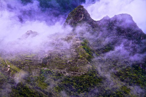 Machu Picchu, Peru, Andes, Tourism, Landscape