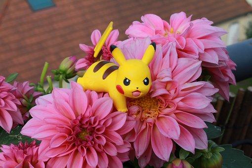Pokemon, Pikachu, Derivatives, Japan