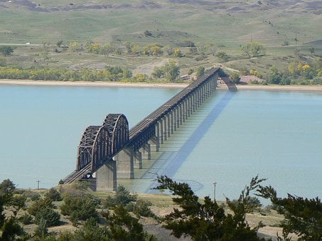 Bridge, River, Travel, Road, Destination, Journey, Trip