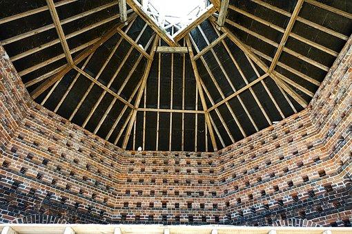 Dovecot, Pigeon, Building, Birdhouse, Rustic, Rural