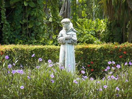 St Francis, St Francis Statue, Religious, Christian