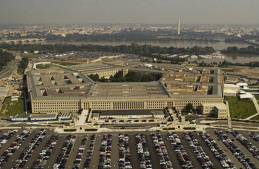 Pentagon, Washington Dc, Military, Headquarters