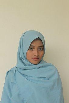 Young Woman, Hijab, Hijabgaul, Hijabindonesia, Muslim