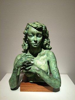 Auguste Rodin, Sculpture, Art Exhibition, Art Show