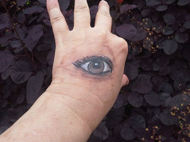 Body Painting, Hand, Painting, Finger, Painted, Art