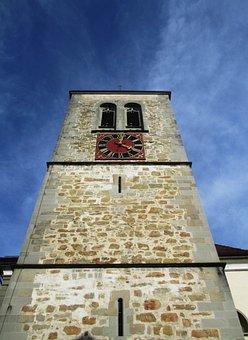 Church, Catholic, St Mauritius, Late Gothic, Tower