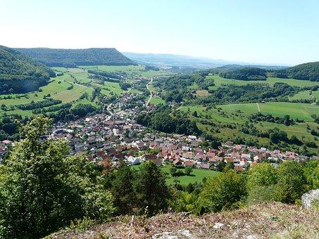 Outlook, Vision, Good View, Egg Hill, Degenfeld