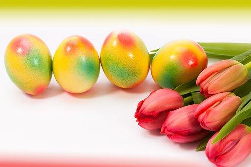 Easter Egg, Egg, Spring, Frühlingsanfang