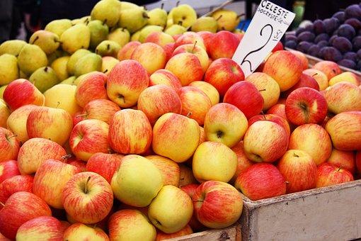Apple, Fruits, Fresh, Sweet, Juicy, Yummy, Delicious