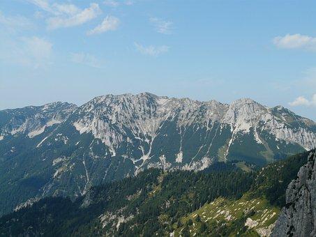 Zahmer Kaiser, Kaiser Mountains, Mountains